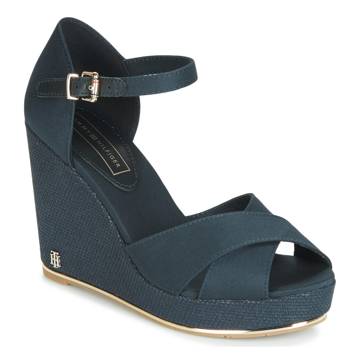 codice promozionale 6e6ab 4f15f Tommy Hilfiger Sandali & Odprti čevlji SELENA 2D Modra