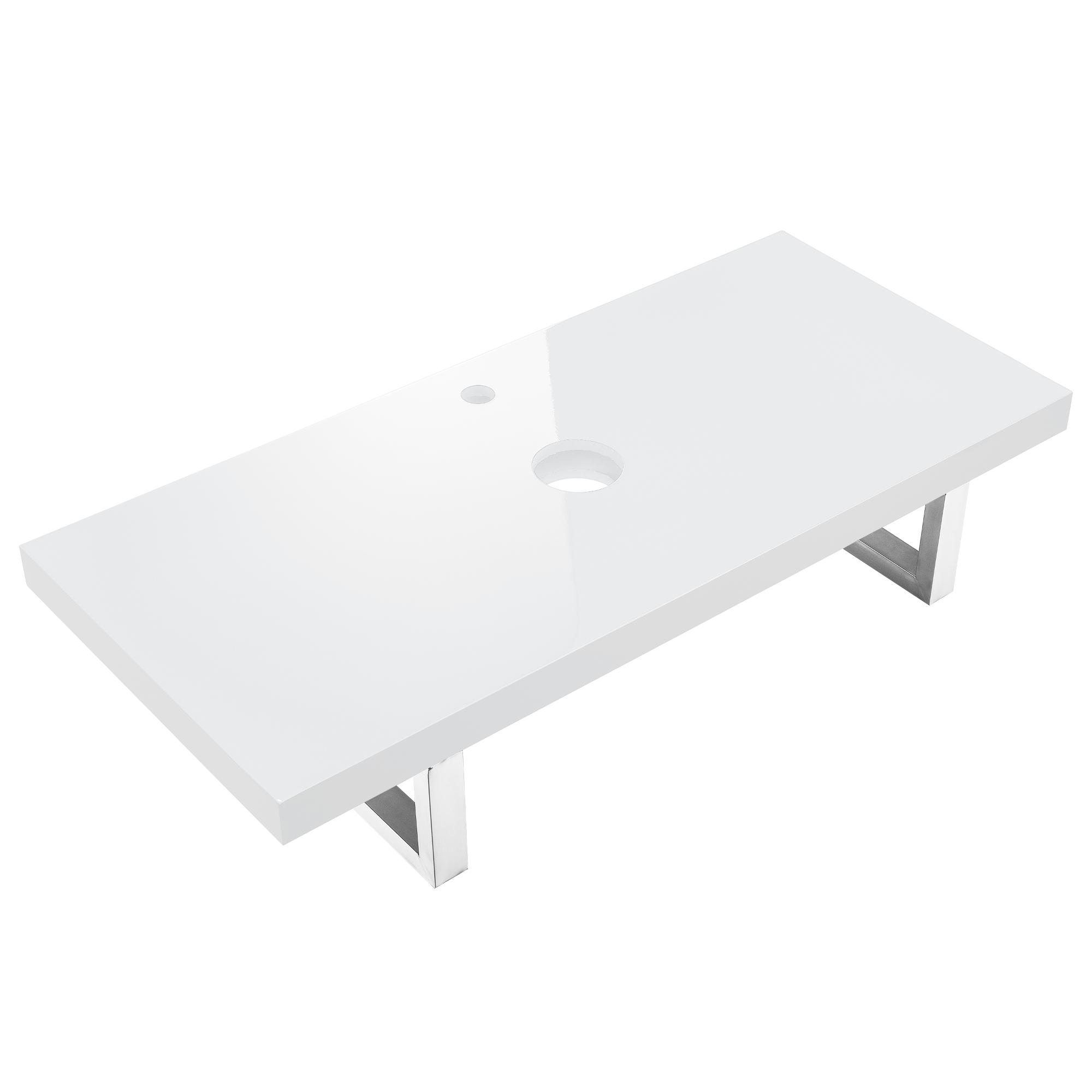 neu.haus]® Design stol za umivaonik - dizajn (bijela) - Jeftinije.hr
