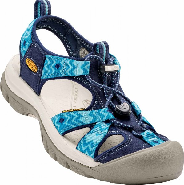 online retailer 3f773 ed21b KEEN ženski sandali Venice H2, temno modri, 39 - Ceneje.si