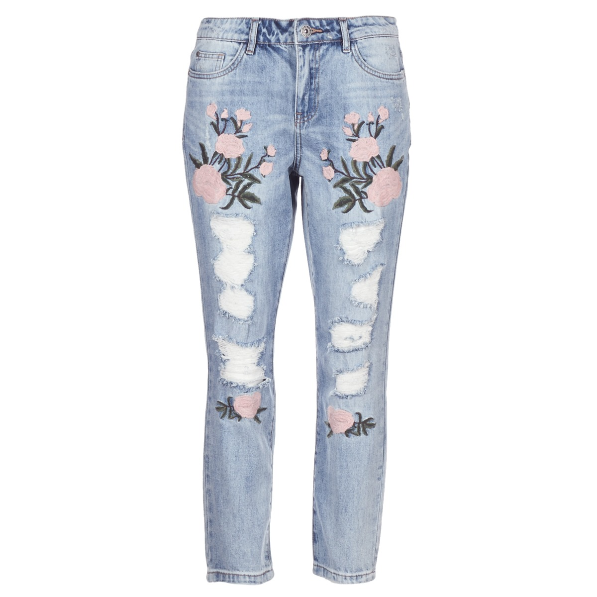 Only Jeans boyfriend TONNI Modra - Ceneje.si cb72bd26da9