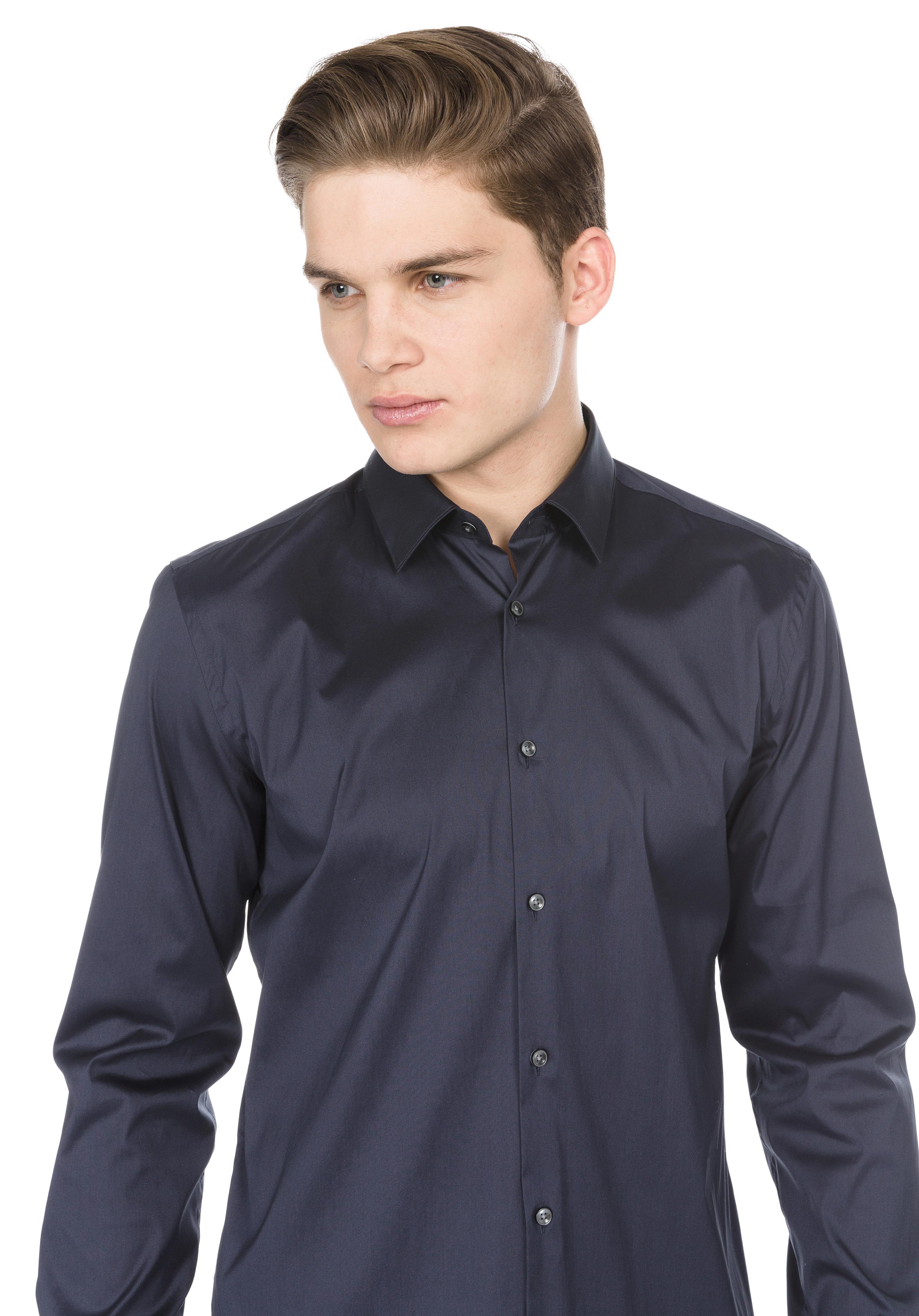 9f585bf28 Hugo Boss Isko Shirt 50375210 Modra - Ceneje.si