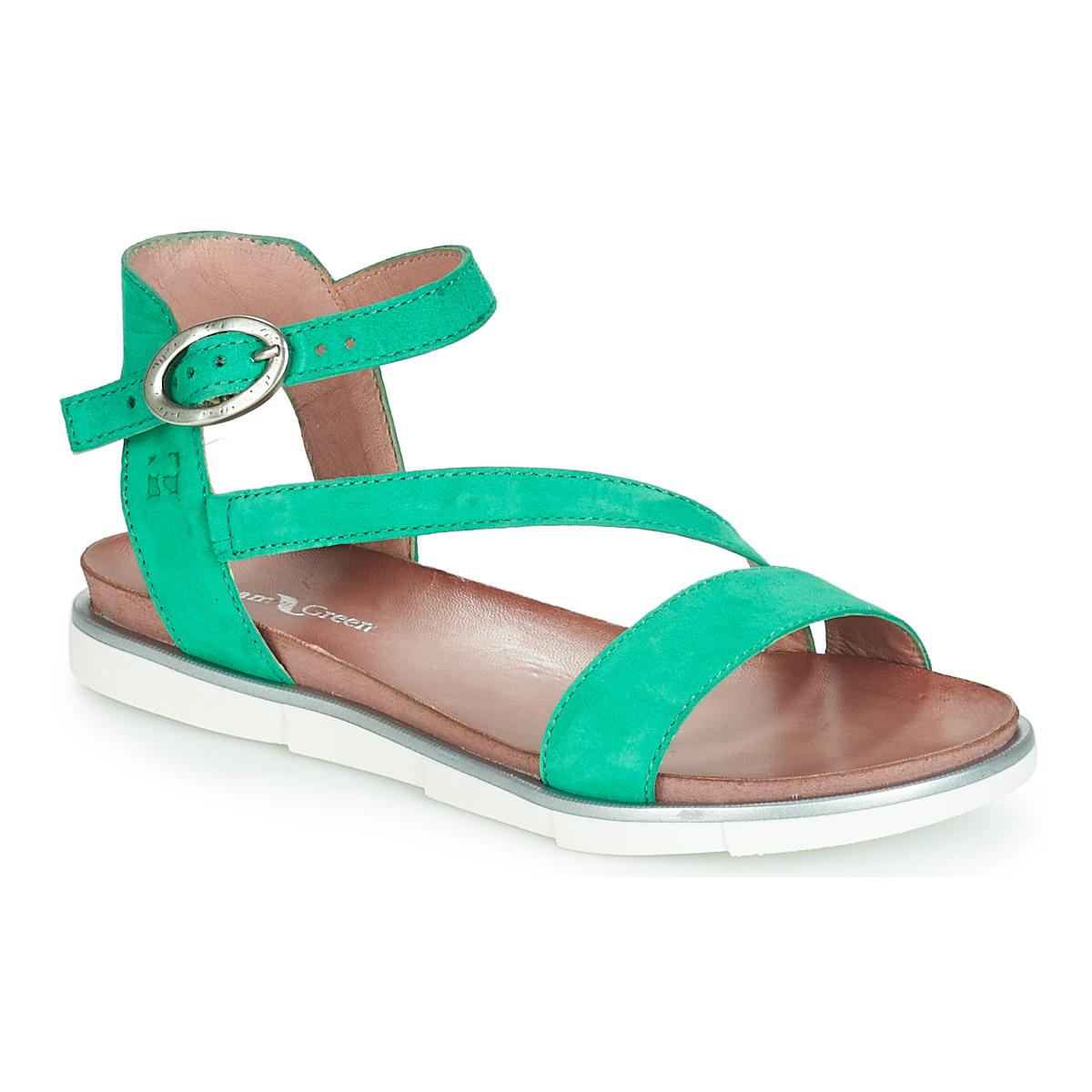 4832ca2bb7a7 DREAM IN GREEN ženske sandale JECOULI