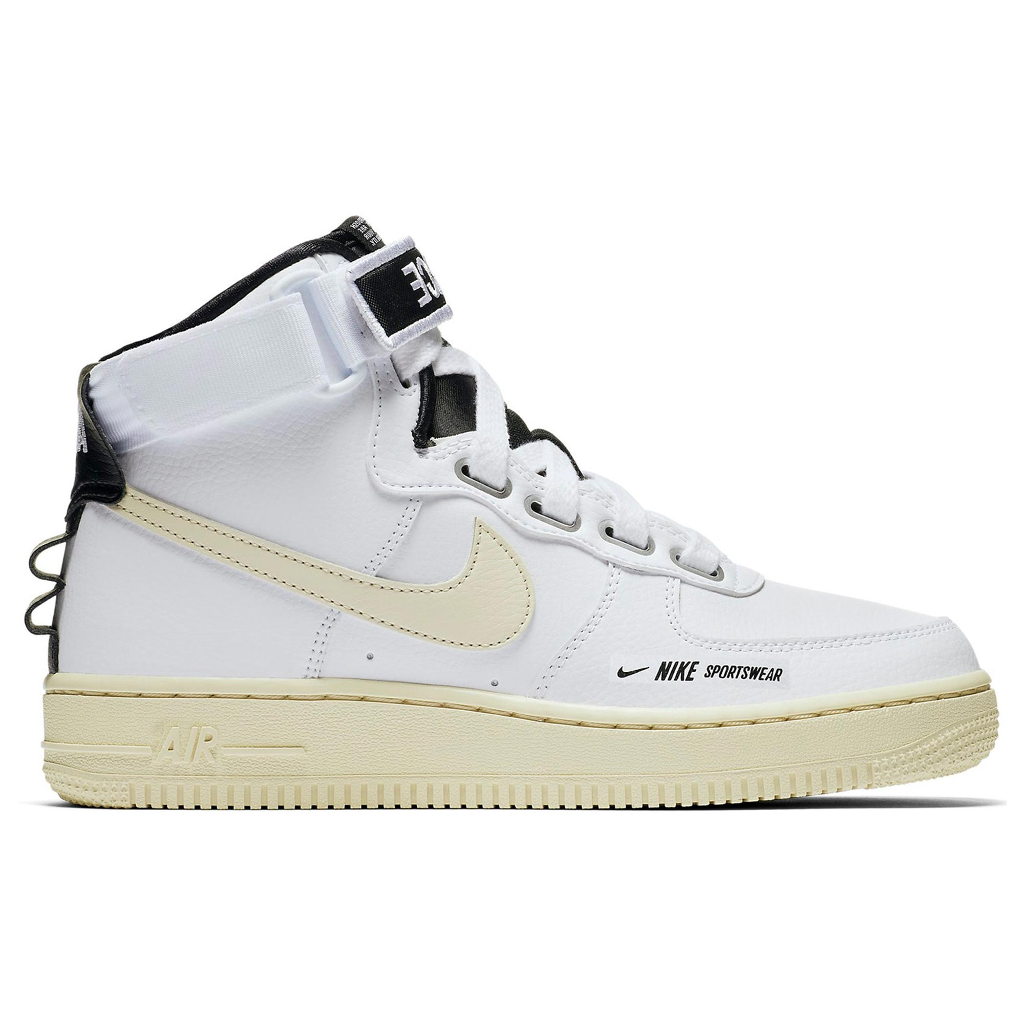 super popular 1f7ea b5156 Nike W AF1 HI UT, (AJ7311-100-8)