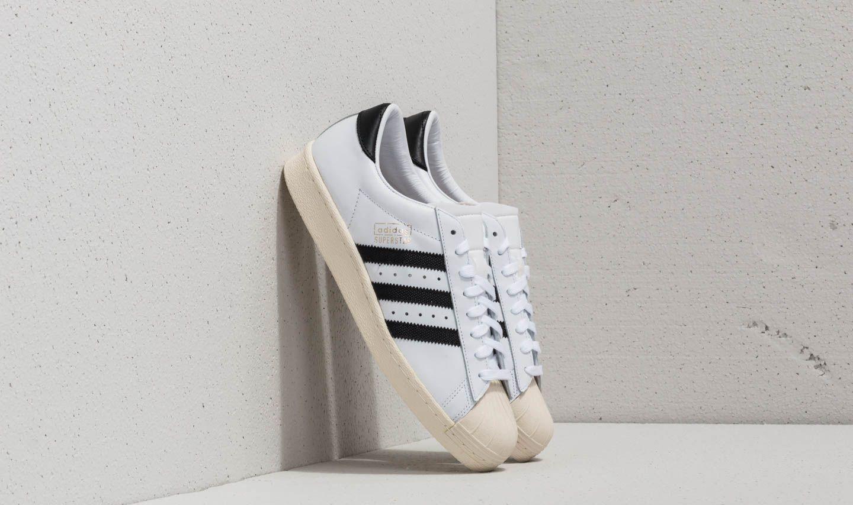 Adidas adidas sneakers superstar original SUPERSTAR OG FTW white core black off white CQ2475