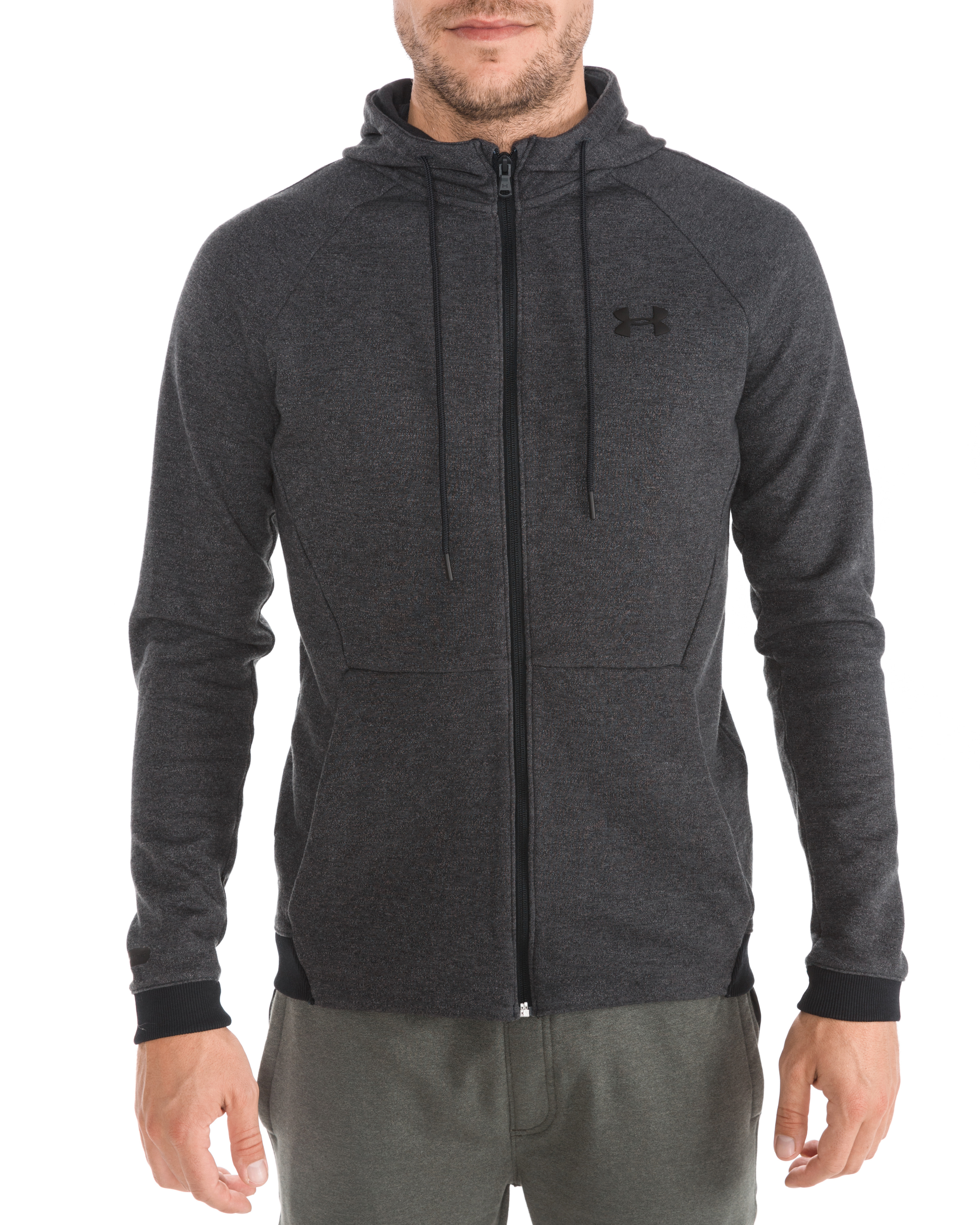 Under Armour Unstoppable 2X Sweatshirt 1320722 Črna Siva ... 06d34ed77d