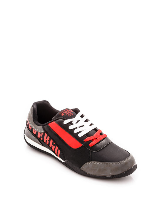 Cipele za svaki dan Modell  DE-CD4008PU 18FW MARTIN PU ANT - Sivo 85052c094f
