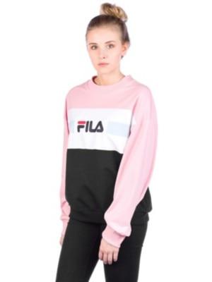 902c0d9730e Fila Angela 2.0 Crew Sweater coral blush/bright white Gr. M - Ceneje.si