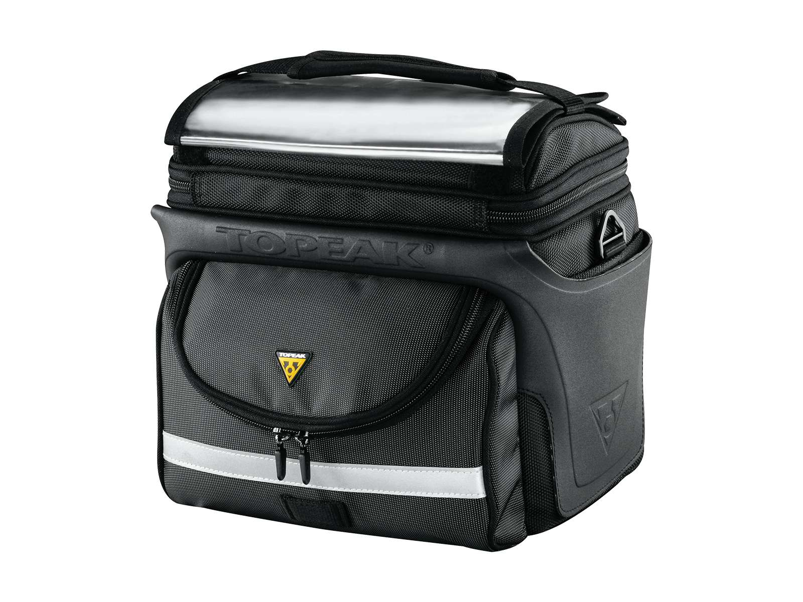 Topeak tour guide handlebar bag dx | free shipping.