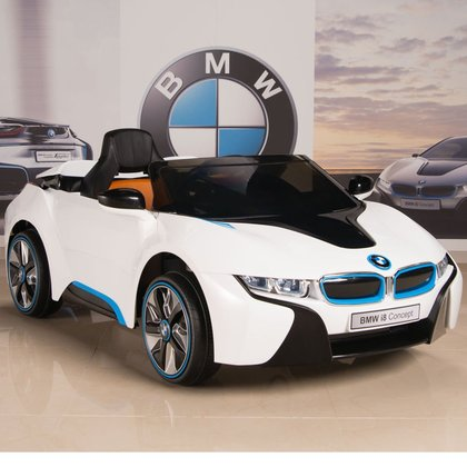 Bmw I Concept Car  Volt Battery Powered