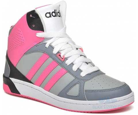 Adidas Patike Hoops Team Mid Women Idealnors