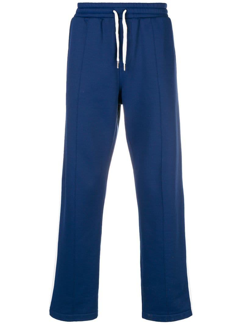 7cb8d5dcb Ami Alexandre Mattiussi-Ami Paris track pants-men-Blue - Ceneje.si
