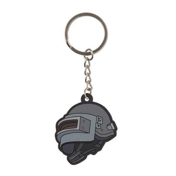 819428475ed81 J!NX privjesak za ključeve Pubg Level 3 helmet Keychain - Jeftinije.hr