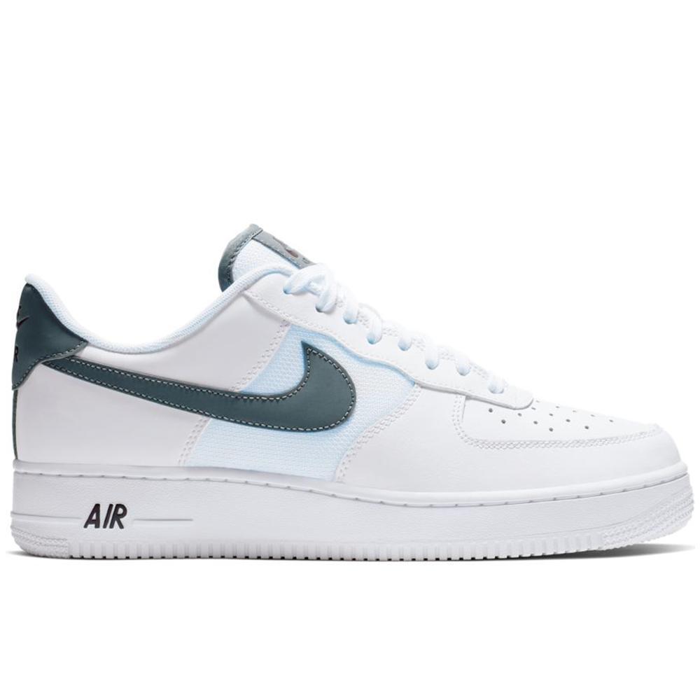 pas cher pour réduction 5881b 3233d Nike Air Force 1 Low White/Night Maroon