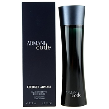 newest collection 100% genuine save off Giorgio Armani Code 125 ml