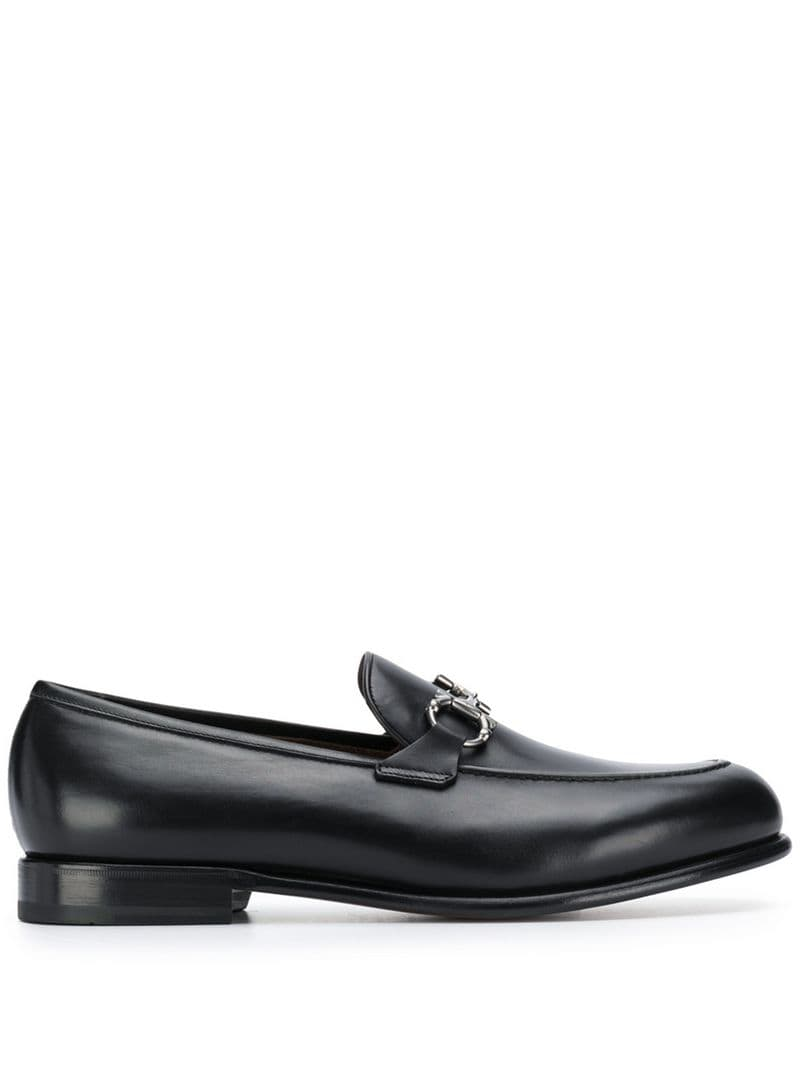 059839f7423 Salvatore Ferragamo - Astley loafers - men - Black - Jeftinije.hr