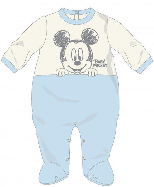 96235616fe0b Disney by Arnetta chlapecký overal Mickey Mouse 68 svijetlo plava ...