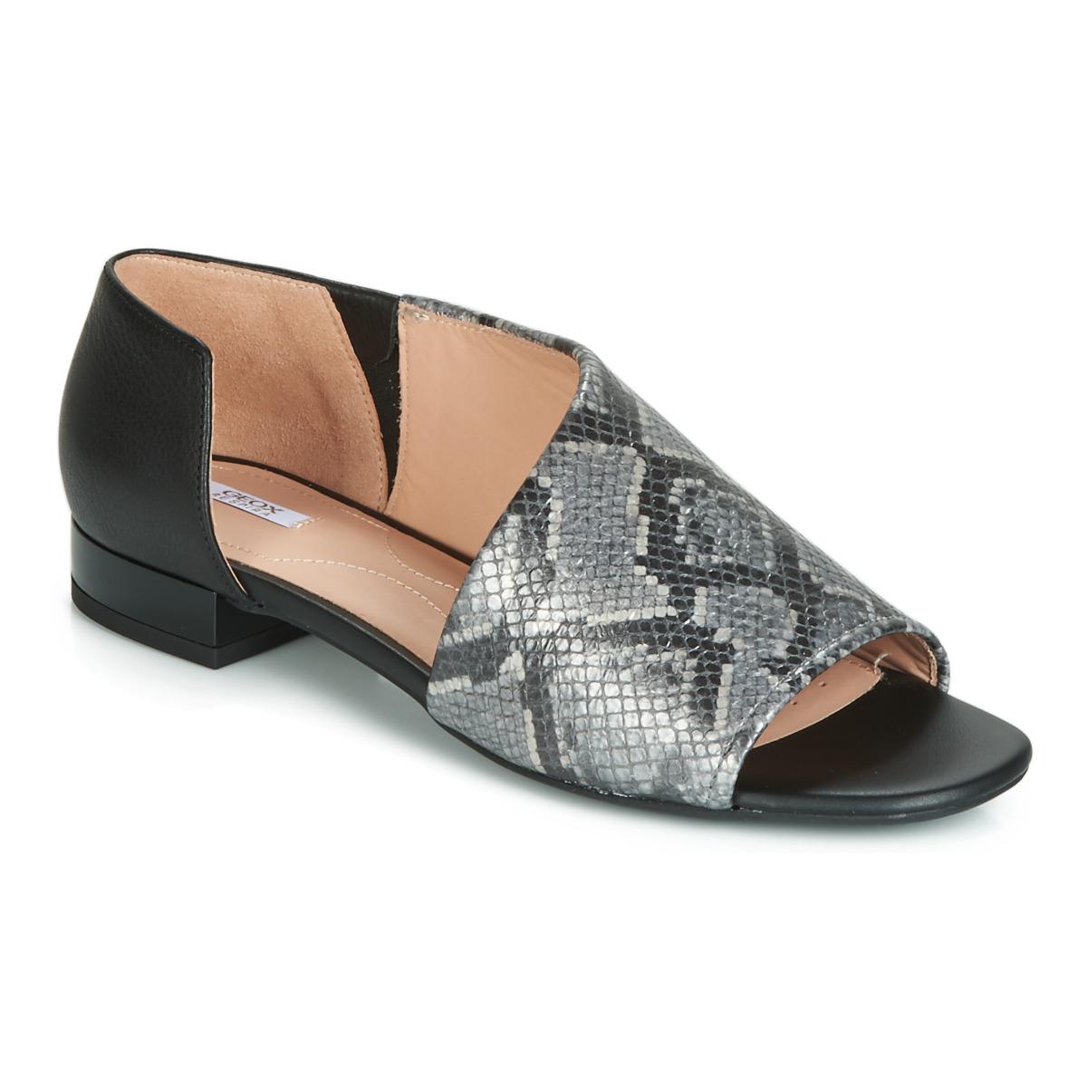 in vendita 01449 007c0 Geox Sandali & Odprti čevlji D WISTREY SANDALO Črna
