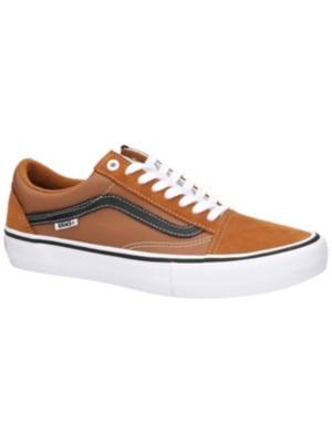 da74584d07 Vans Old Skool Pro skate čevlji glazed ginger black white Gr. 9.5 US ...