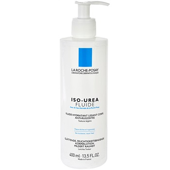 la roche-posay iso-urea moisturising body milk 400ml
