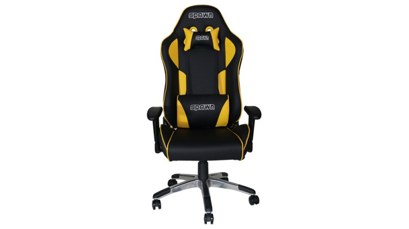 Gaming Spawn Yellow Champion Series Chair pGqSUzMV
