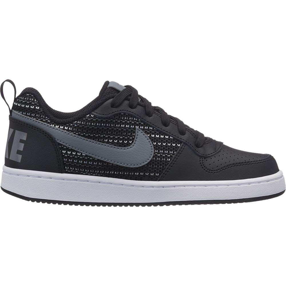 competitive price d2ae5 e6b10 Nike NIKE COURT BOROUGH LOW SE (GS), dječje sportske tenisice, crna -  Jeftinije.hr
