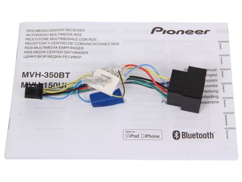 Pioneer Mvh 150ui инструкция