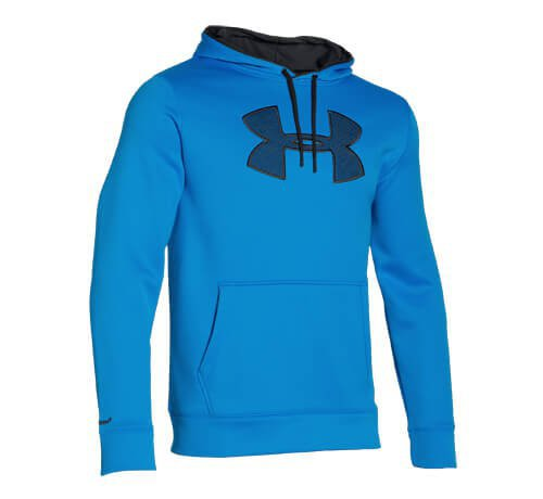 UNDER ARMOUR moški pulover Big Logo Hoody - Ceneje.si 8932f84668