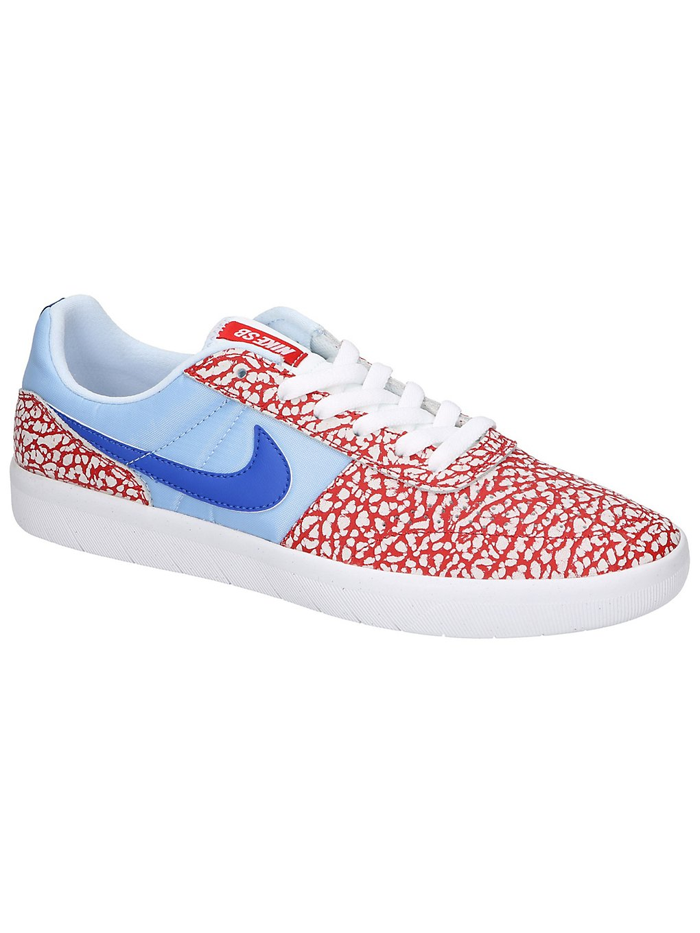 huge discount 99f10 263fe Nike SB Team Classic Skate Shoes white   game royal   psychic Gr. 11.5 US