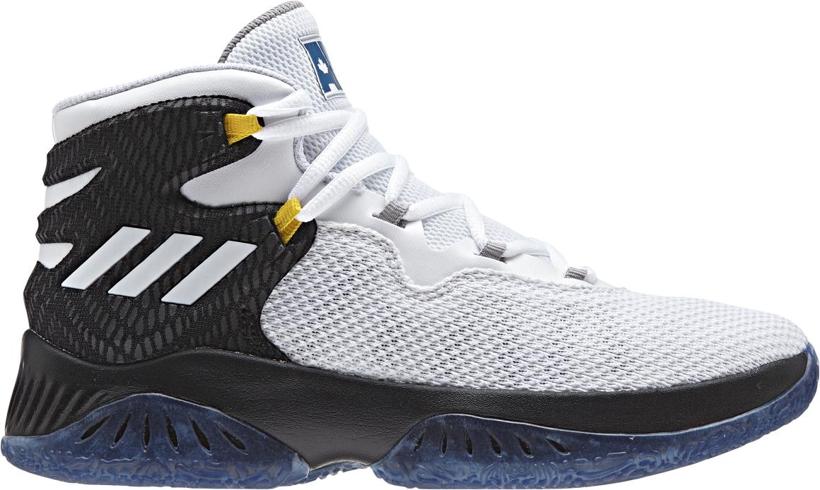 07648c06ad9 Adidas EXPLOSIVE BOUNCE J CBLACK/FTWWHT/CABLSL, dečije patike za košarku,  crna