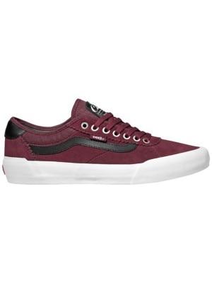 0542249e81 Vans Mesh Chima Pro 2 Skate Shoes (mesh) port royale black Gr. 9.5 ...