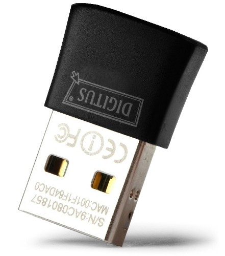 DIGITUS WLAN ADAPTER USB 2.0 STICK DOWNLOAD DRIVER