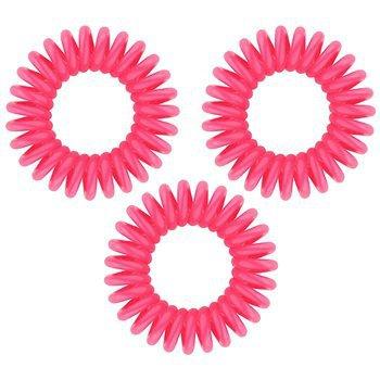 InvisiboBBle The Traceless Hair Ring elastika za lase 3 ks odtenek Pinking  Of You 14874fb9abc