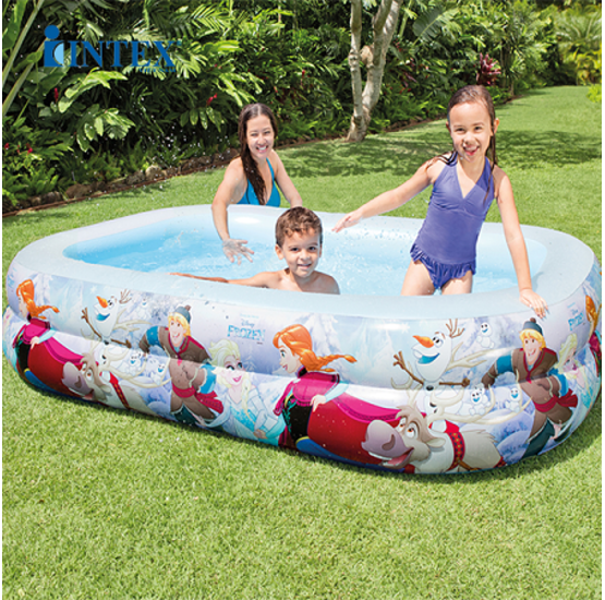 Intex bazen za otroke frozen swim center pool 262x175x56cm - Piscina gonfiabile amazon ...