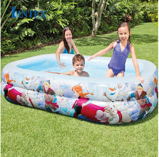 Intex bazen za otroke frozen swim center pool 262x175x56cm - Amazon piscina bambini ...
