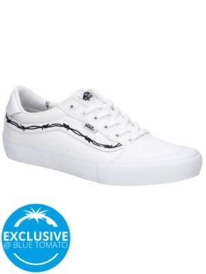1bb347eec7 VansxSketchy Tank Style 112 Pro Skate Shoes black   white   reflective Gr.  12.0 US