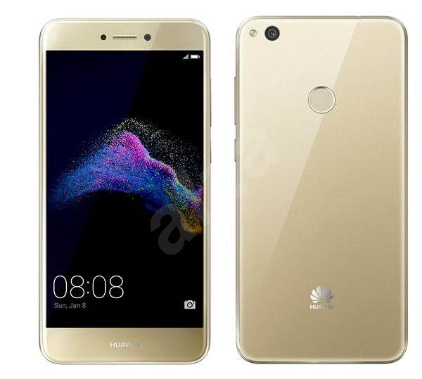 huawei p9 lite 2017 16 gb dual sim lte gold. Black Bedroom Furniture Sets. Home Design Ideas