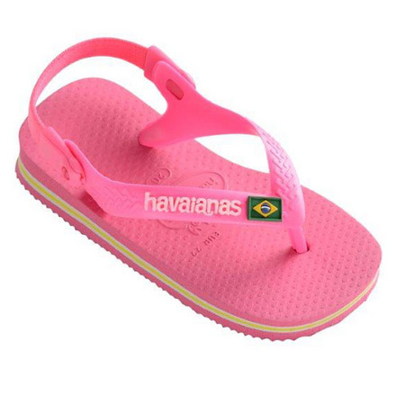 KIDS FREEDOM SHOCKING PINK 4123502-0703HAVAIANAS ... 0f810896d6a