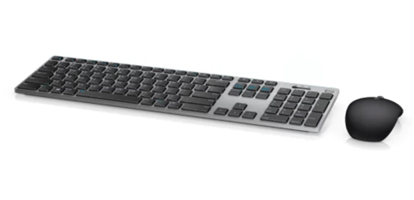 Dell Premier Wireless Keyboard and Mouse-KM717 - US International (QWERTY)  (580-AFQE)