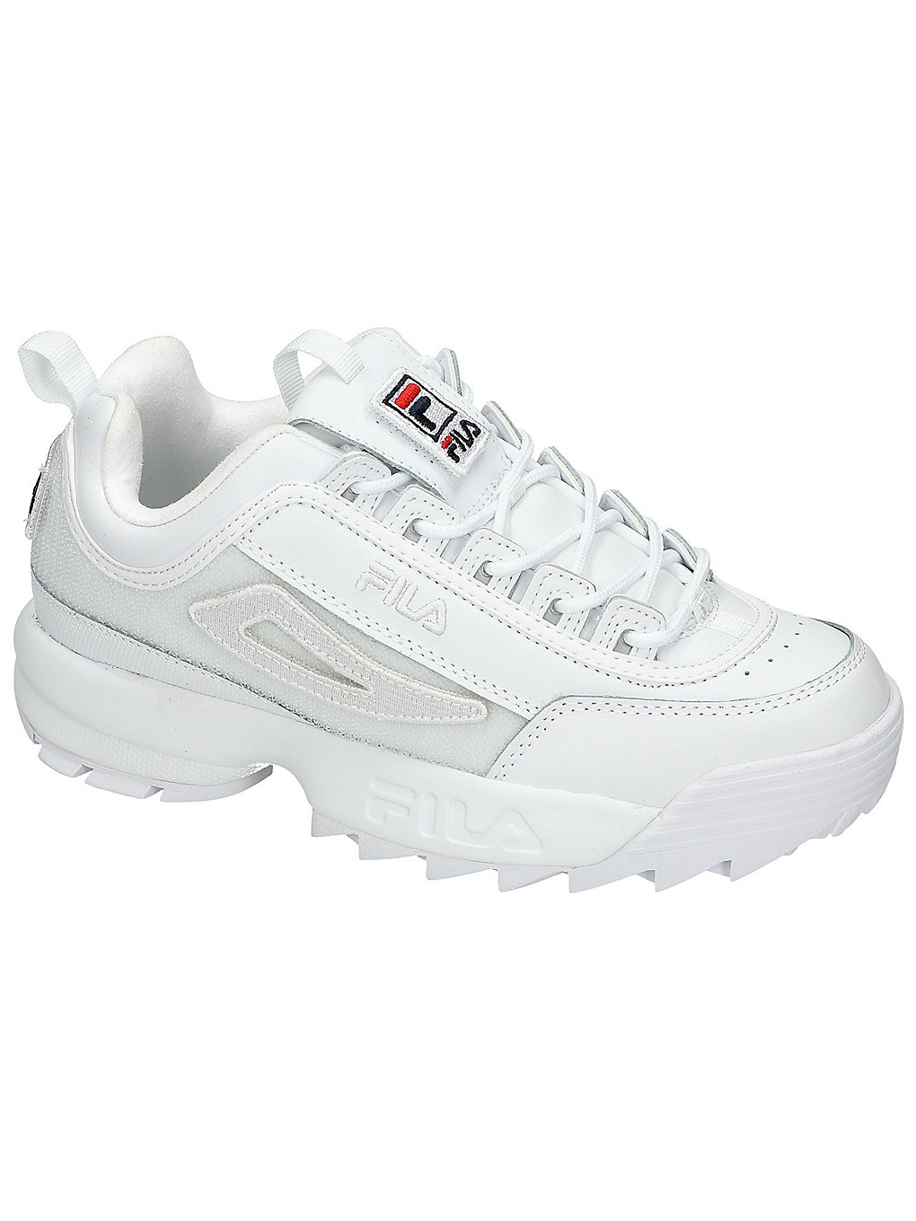 c1dff23014b Fila Disruptor II Patches Sneakers white Gr. 41.0 EU - Jeftinije.hr