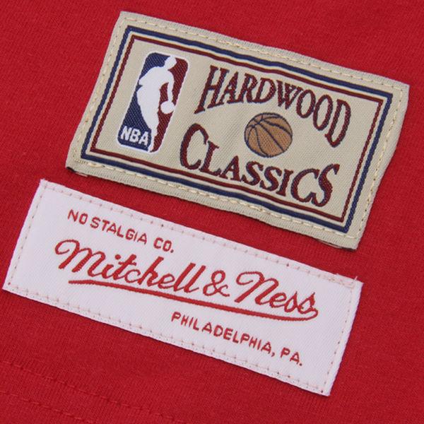 the best attitude 74ca5 e94b4 Scottie Pippen 33 Chicago Bulls Mitchell & Ness majica ...
