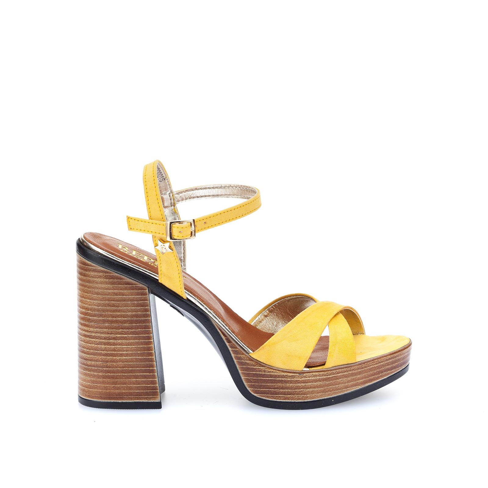 f169a045fdd4 DESIN ženske sandale na petu - Idealno.ba