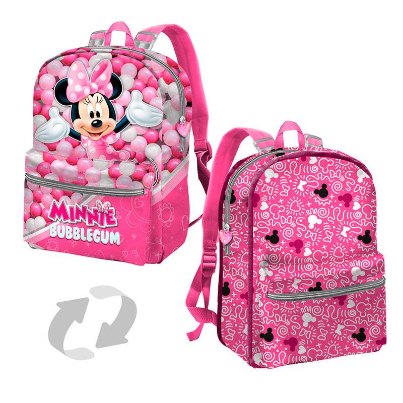 b3fa730379c Disney Minnie reversible backpack 32cm - Jeftinije.hr