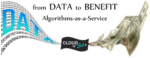 from DATA to BENEFIT via Cloud'N'Sci.fi