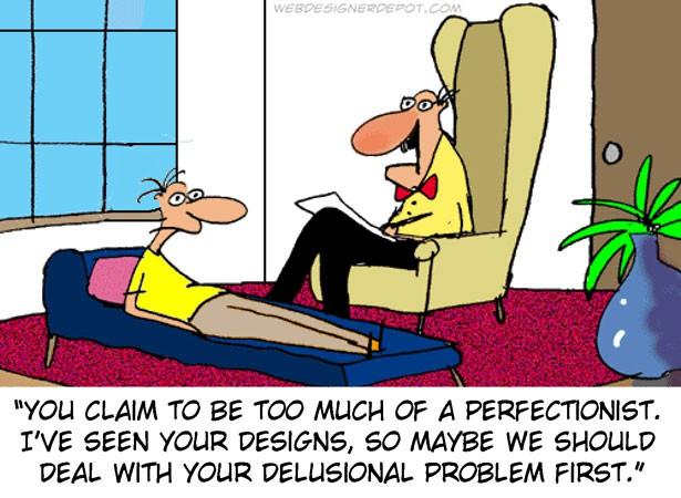 Perfezionismo e auto-inganno