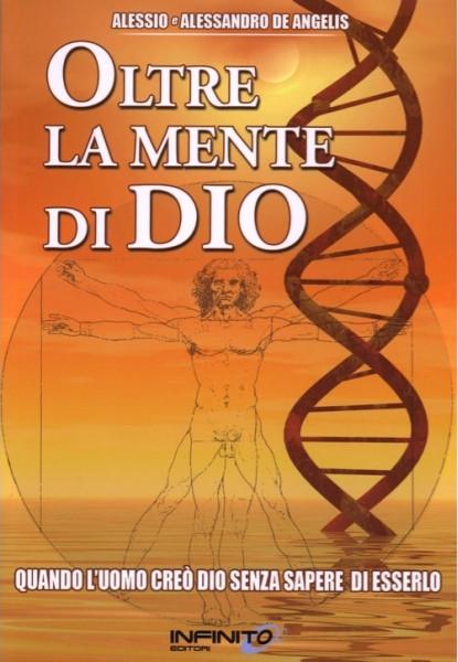 copertina libro - oltre la mente di Dio
