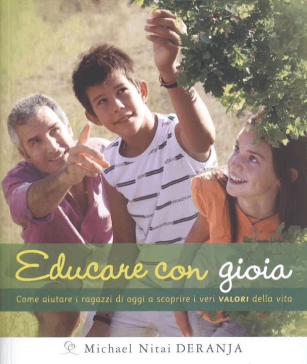 Educare con Gioia Libro
