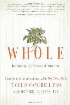T. Colin Campbell - Whole - Copertina originale