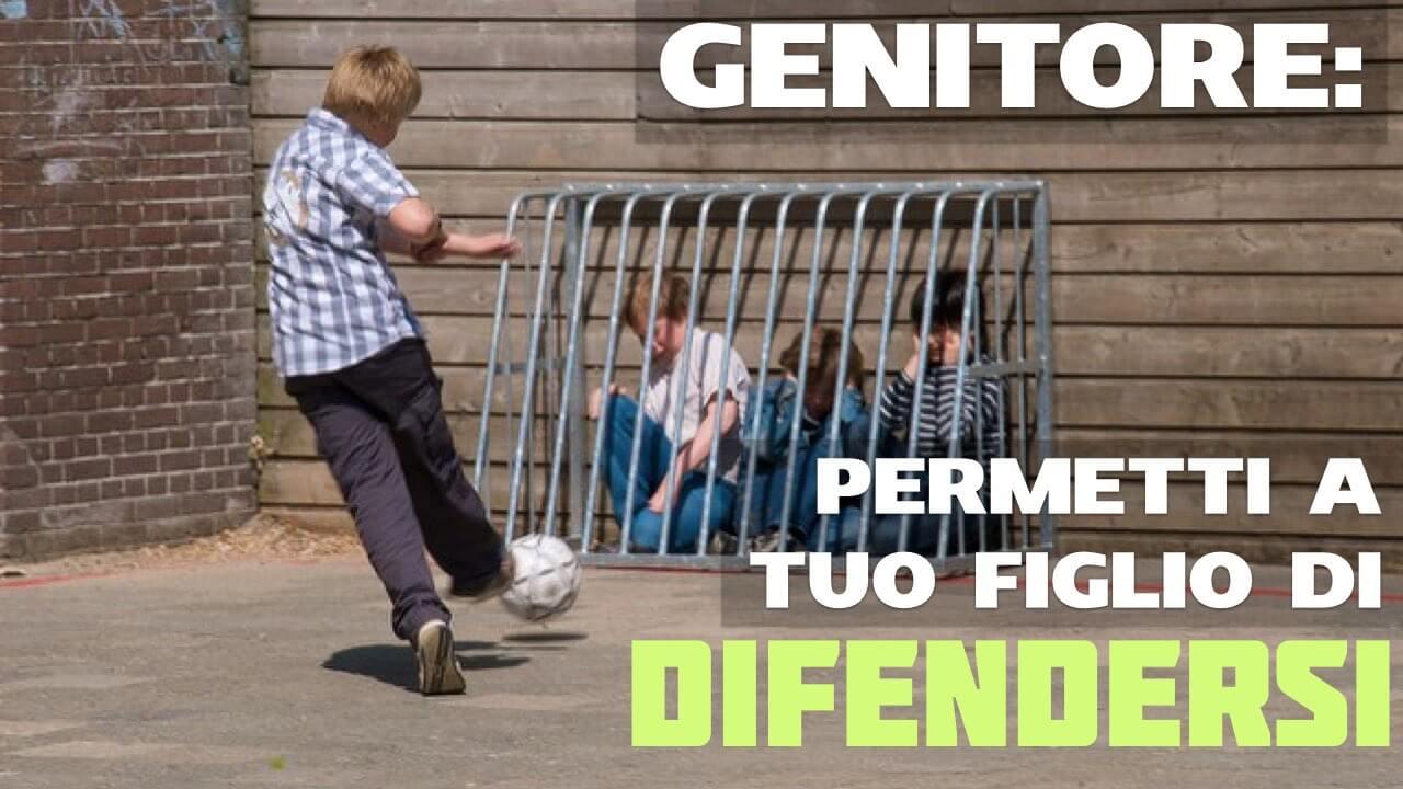 difendersi dai bulli