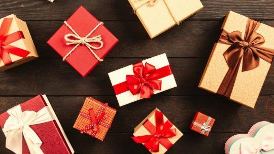 Idee regalo per Natale (e altre ricorrenze)