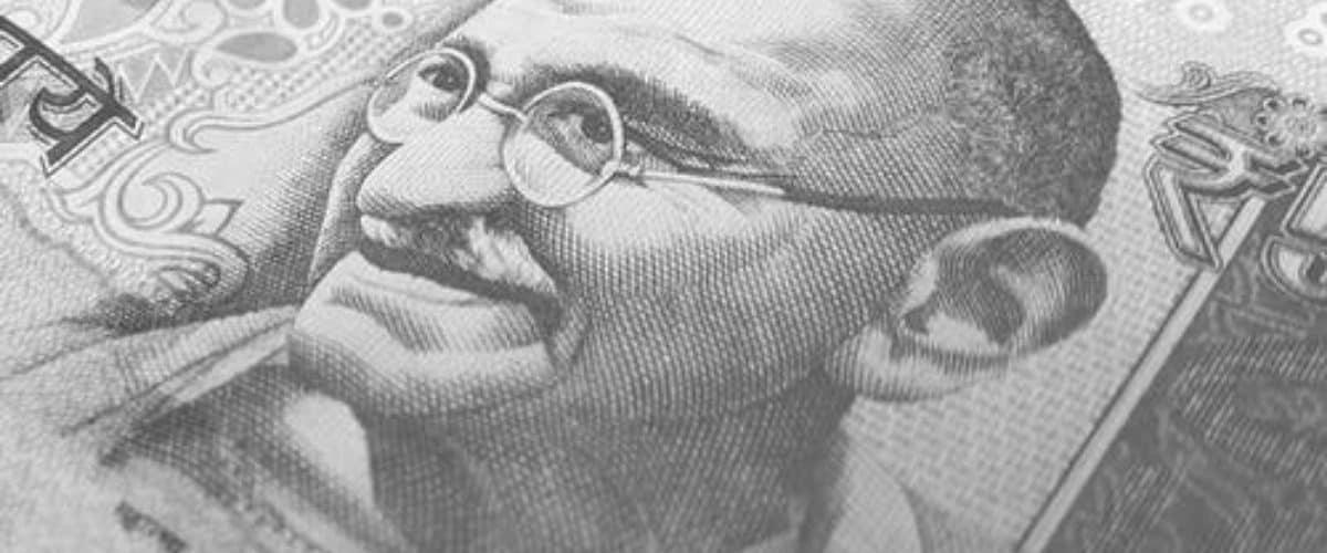 Mahatma Gandhi sull'essere arrabbiati e il gridare